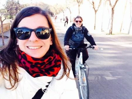 Roma in bici