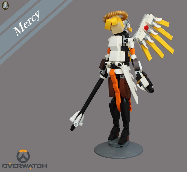 Lego Overwatch A Gallery On Flickr
