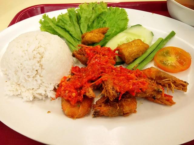 Nasi Udang (1)