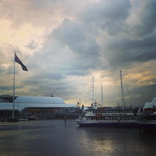 Darling Harbour #sydney #australia by @MySoDotCom