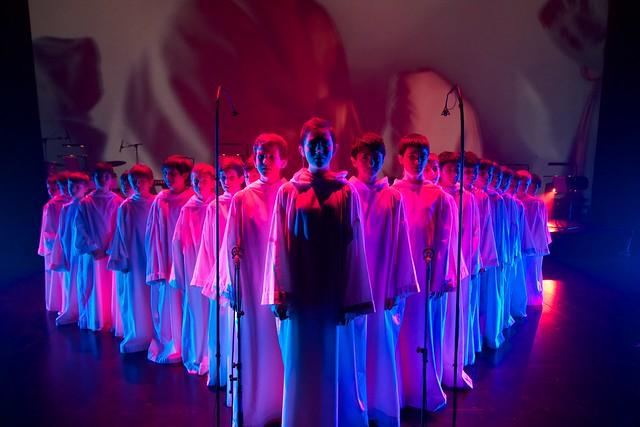 Libera boy's choir