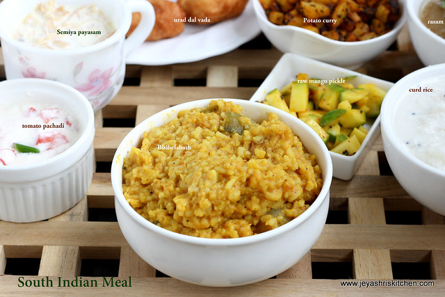 South-indian-vegetarian-meal