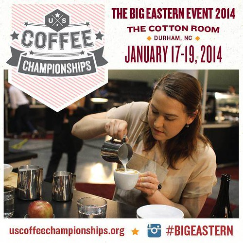 Big Eastern Coffee Championships