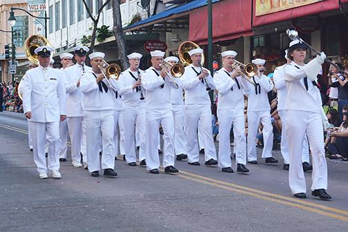 Pacific Fleet Band