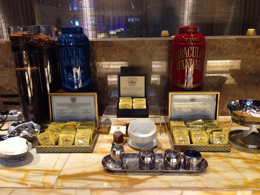 TWG Tea in the Lounge
