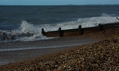 20131029-02_Pebble Beach + Groynes - Milford on Sea