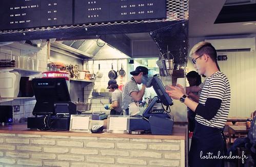 on the bap korean food london