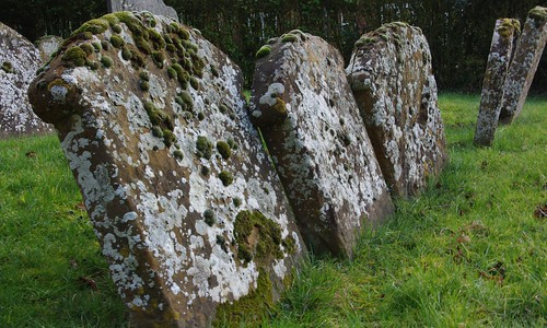 20120219-35_All Saints Church Gravestones - Lilbourne by gary.hadden