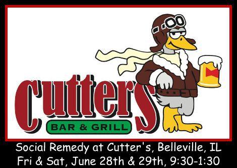 Cutter's Bar & Grill 6-28, 6-29-13