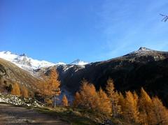 Aufstieg Napfspitze vom Neves Stausee