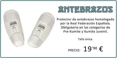Protector de Antebrazos