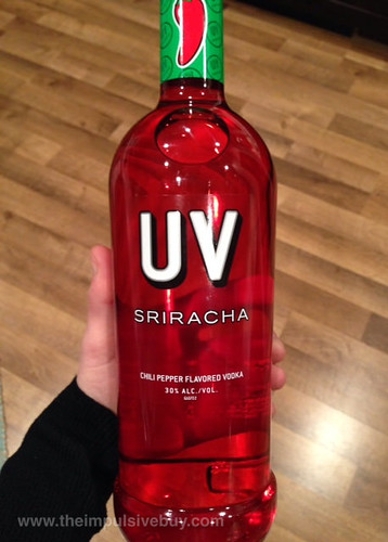 UV Sriracha Chili Pepper Flavored Vodka