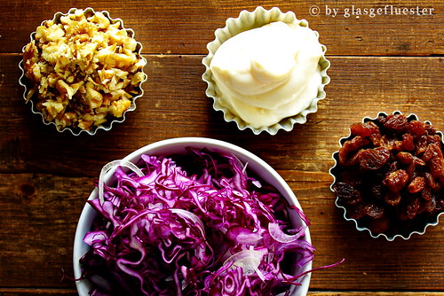 Rotkohl Slaw by Glasgefluester 3