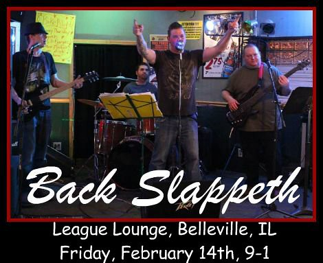 Back Slappeth 2-14-14