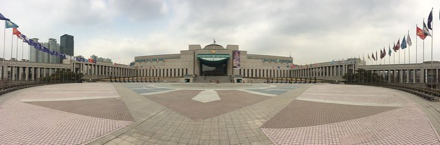 Picture from the War Memorial of Korea