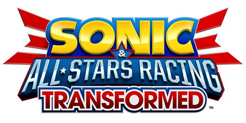 Sonic & All-Stars Racing Transformed - Logo