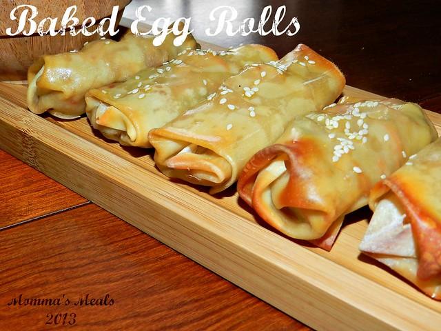 Chicken Egg Rolls-Fearlessly Creative Mammas (2)
