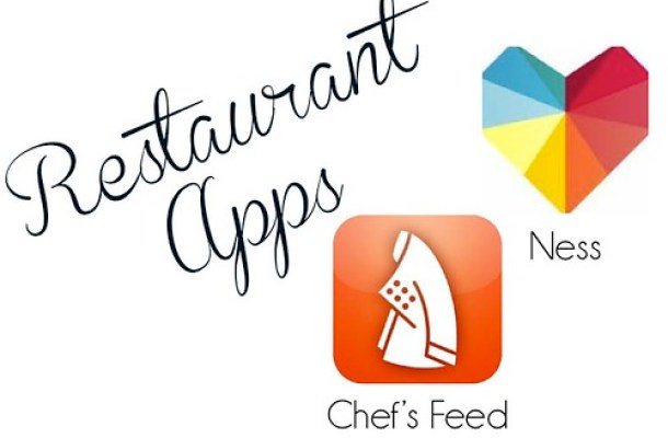 Best restaurant apps