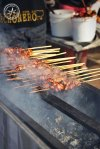 Skewers from Hoy Pinoy