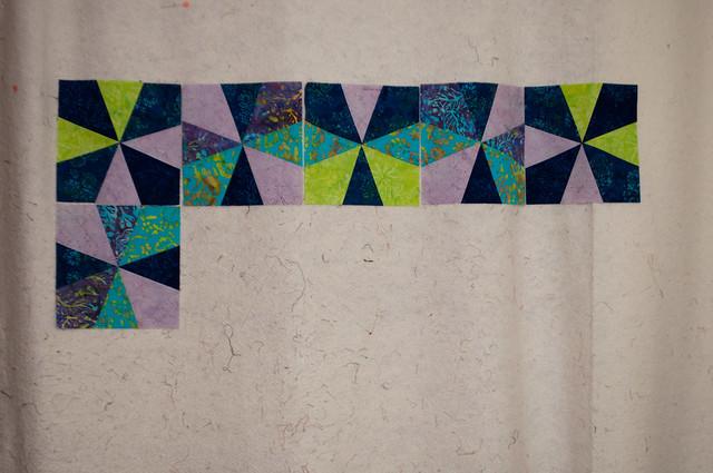 Arctic Spring Quilt Pattern