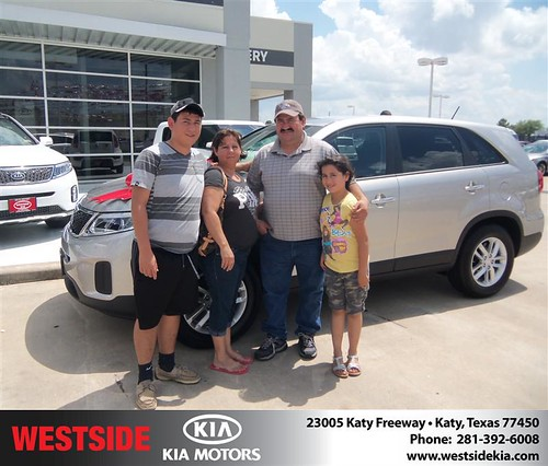 Happy Birthday to Edelmiro Garcia Quintanilla from Guzman Gilbert and everyone at Westside Kia! by Westside KIA