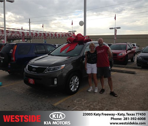Happy Birthday to Mark  Meldrum from Damon  Clayton  and everyone at Westside Kia! by Westside KIA