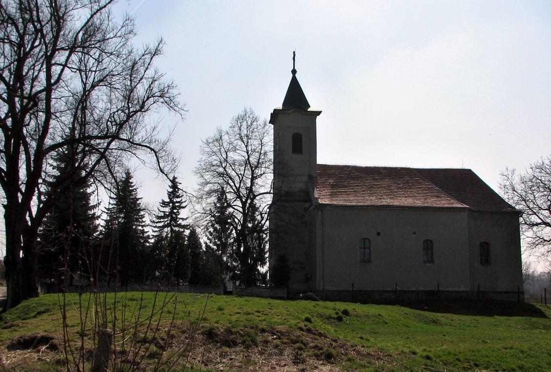 Kostol v Trebušovciach