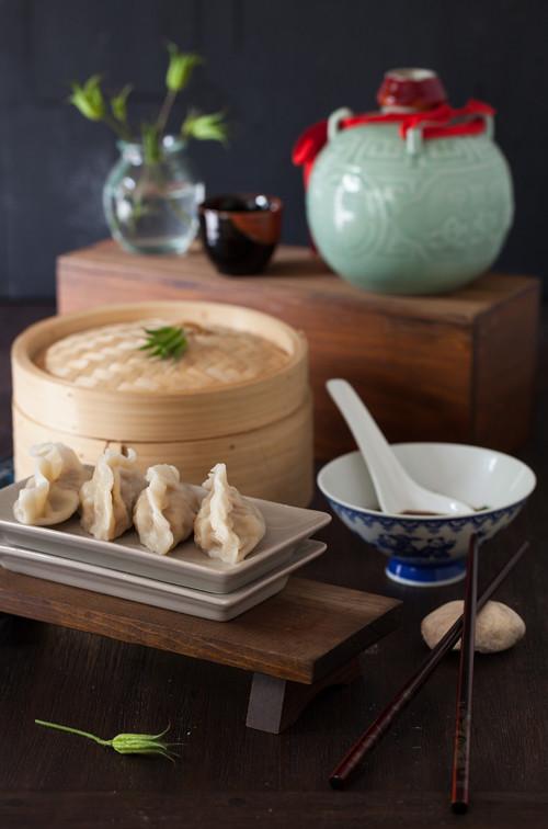 Chicken Dumplings 3