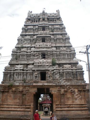 Thiruvisanallur,SivayoginatharTemple Gopuram