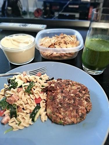 Healthy lunch by pipsyq