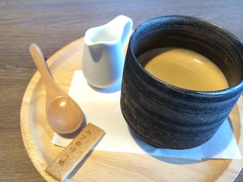 食後のカフェ@ビズ 神楽坂