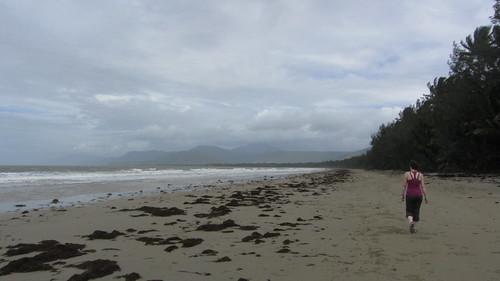beach strollin'