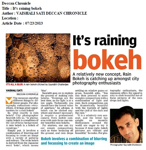 Deccan Chronicle, 23 July 2013