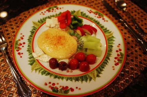 At Home:  Homemade Hummus