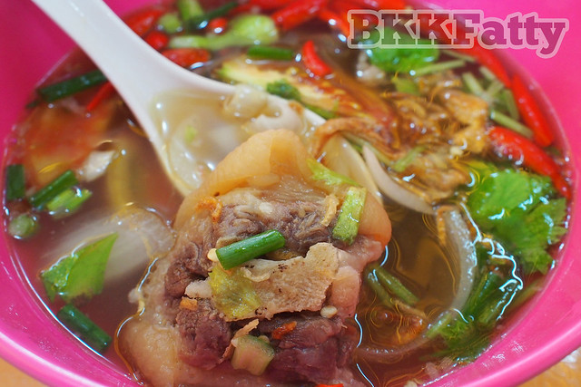 fiery thai oxtail soup