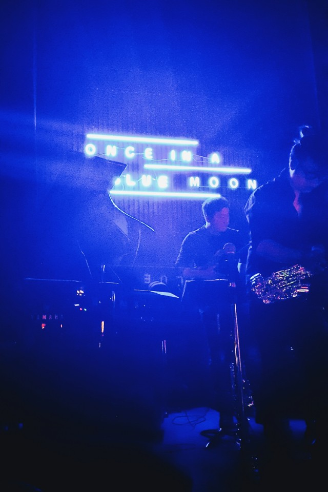 once in a blue moon jazz bar // seoul