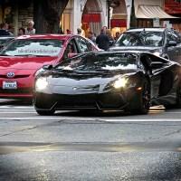 Spotted! Lamborghini Aventadors, Carmel, California