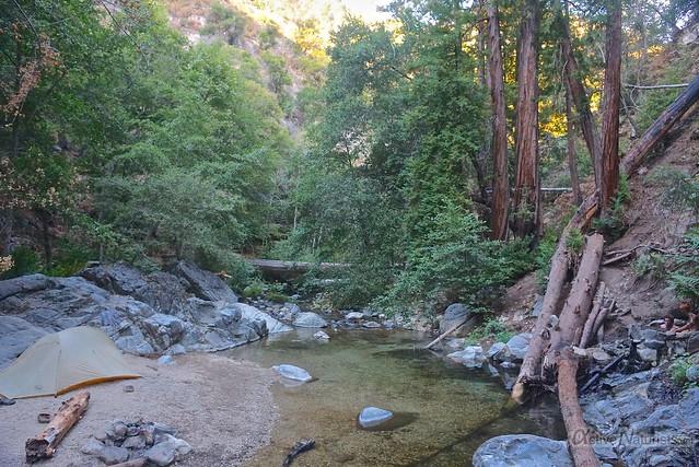 view 0000 Sykes Hot Springs, Big Sur, CA, USA