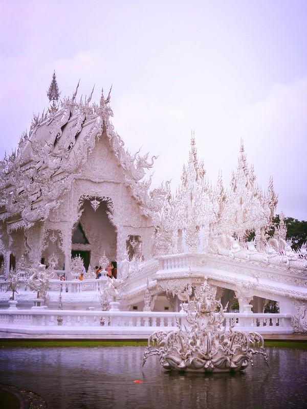 Chiangmai, Thailand: Wat Rong Khun
