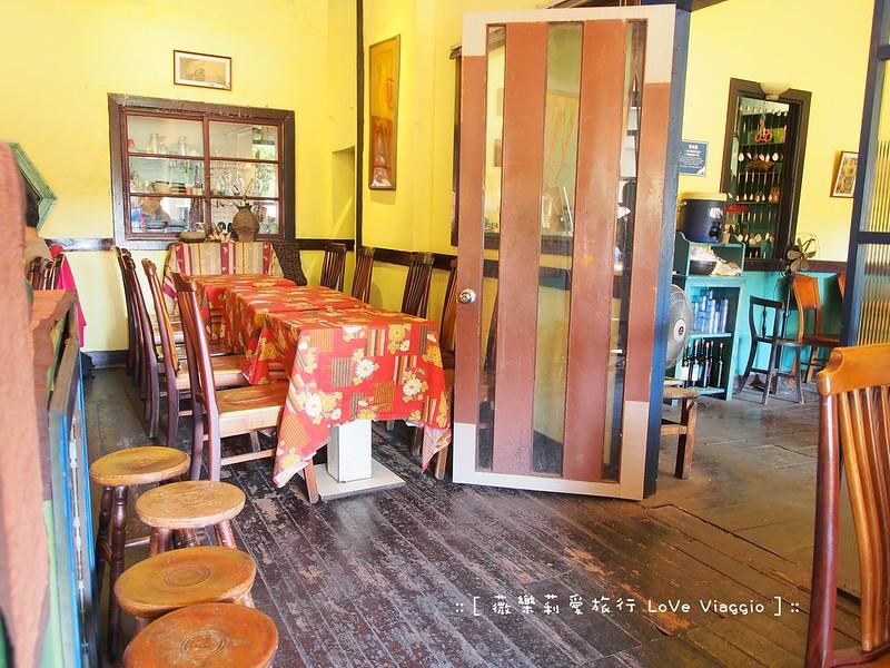 台南餐廳,窄門咖啡,老屋餐廳 @薇樂莉 Love Viaggio | 旅行.生活.攝影