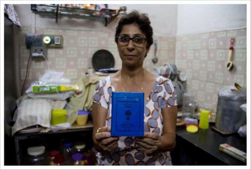 Shirin con la biblia parsi