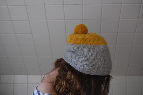 FO: honeyblock hat