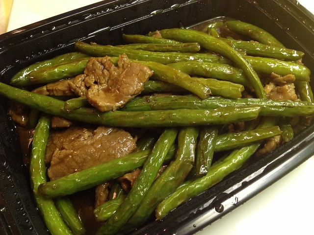 String bean beef - Red Jade