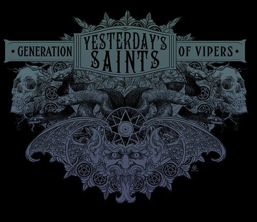 Cover of Generation Of Vipers by Yesterday's Saints