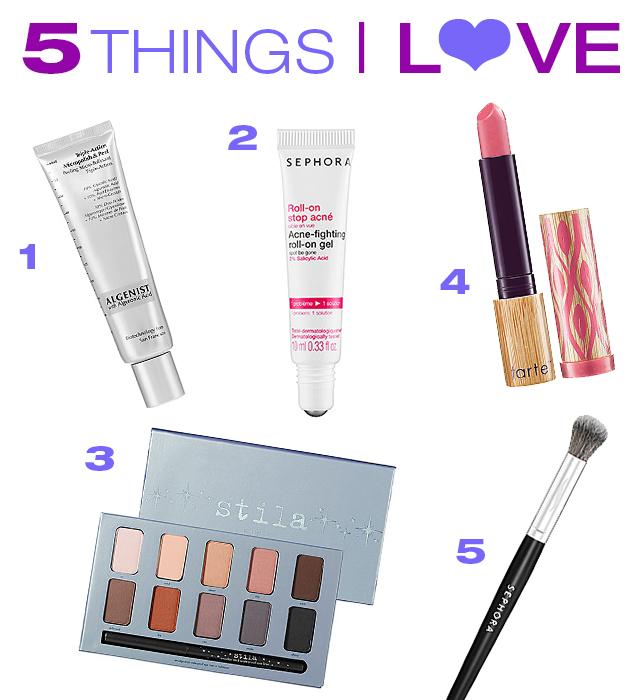 5 things-july
