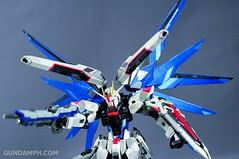 Metal Build Freedom Gundam Prism Coating Ver. Review Tamashii Nation 2012 (99)