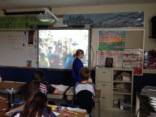 Skype with a class in Austin, TX!