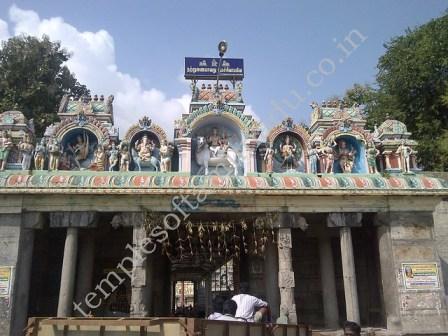 Thiruvalangadu Temple Entrance