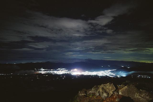Kwaguchiko desde el Fuji