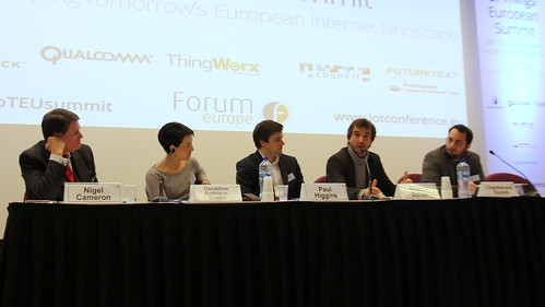 5th Annual Internet of things European Summit - Financement